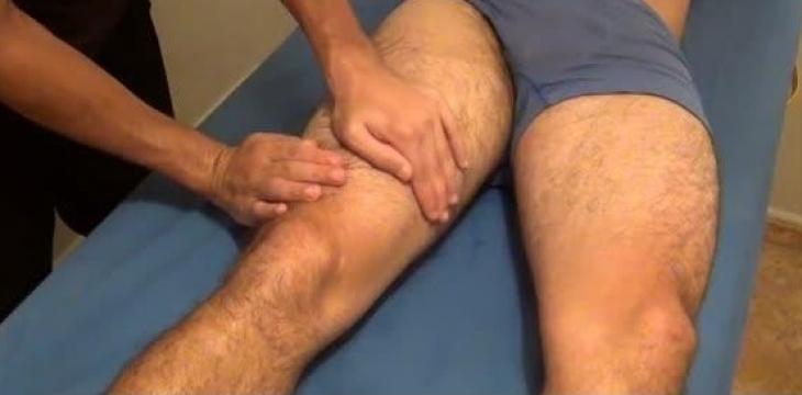 Sangrado de los vasos sanguíneos en la próstata